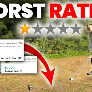 I PLAYED THE WORST RATED GOLF COURSE ON GOOGLE!