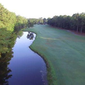 Litchfied Country Club Golf Course - No. 13 Par 5