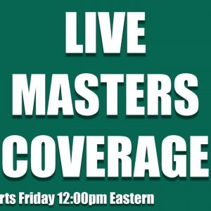 Live 2021 Masters Golf Second Round Coverage  | Free Live Stream