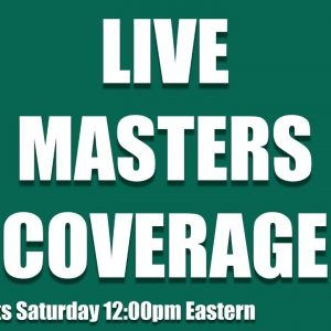 Live 2021 US Masters Golf Third Round Coverage  | Free Live Stream
