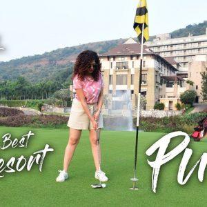 I Love My India Ep 15: India's Best Golf Resort In Pune, Oxford Golf Resort