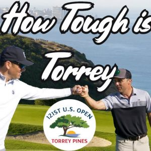 Mr ShortGame Joins Us At Torrey Pines - Home of the 121st US OPEN!