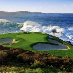 MY TOP 5 GOLF COURSES