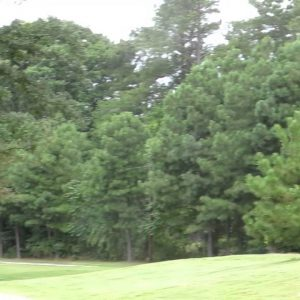NS 819 rolls past Dogwood Trace Golf Course