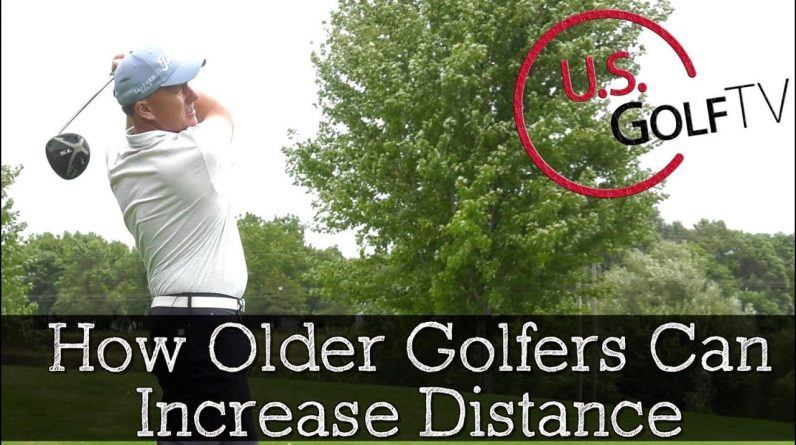 Our Best Distance Boosting Swing Tips for Older Golfers