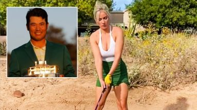 Paige Spiranac fires back after response to Masters tweet