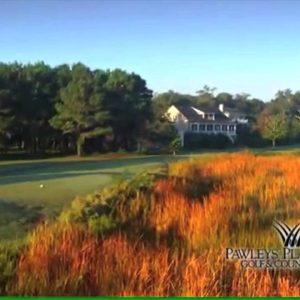 Pawleys Plantation Golf & Country Club near Myrtle Beach, S.C.