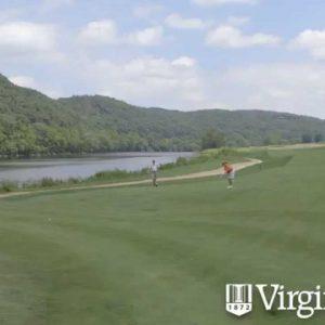 Pete Dye River Course - Virginia Tech