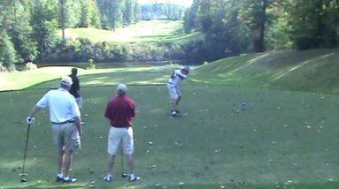 Pettit Invitational Golf Tournament 2007 : Golden Horseshoe (Green Course)