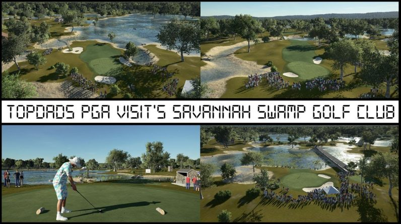 PGA TOUR 2K21 - Savannah Swamp Golf Club - Sneak Peak