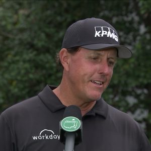 Phil Mickelson: Friday quotes 2021 The Masters Tournament