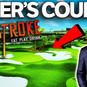 Playing The NICEST Mini Golf Course In The WORLD?!? | GM GOLF