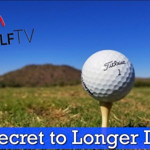 The Secret DRIVER GOLF SWING Tip That You Can Learn from Long Drive Champions