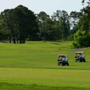 River Hills Golf & Country Club near Myrtle Beach, S.C.