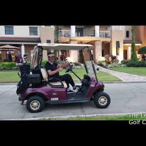 Trader Carlos Moura jogando Golf no The Legends Golf Course - Orlando - Florida - USA