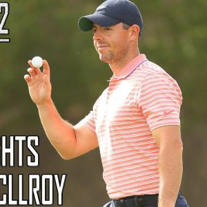 Rory McIlroy Highlights Round 2 | The Masters Tournament 2021