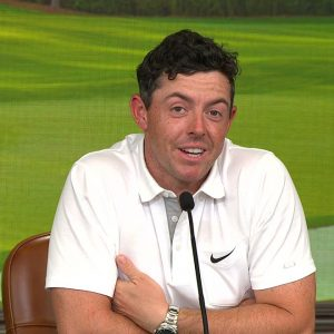 Rory McIlroy: Tuesday Interview 2021 The Masters Tournament