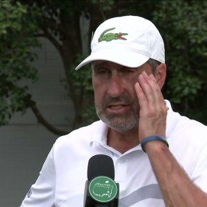 Jose Maria Olazabal Thursday Flash Interview 2021 The Masters Tournament