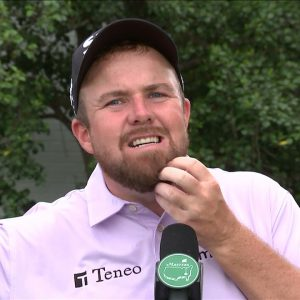 Shane Lowry Saturday Flash Interview 2021 The Masters Tournament