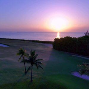South Florida Golf Course Sunrise - COVID LOCKDOWN - Skydio 2