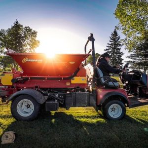 The Art & Science of Golf Course Maintenance