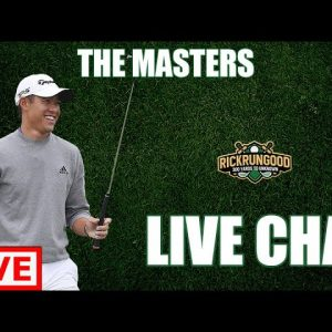 THE MASTERS LIVE CHAT! Fantasy Golf Ownership, Weather, Q&A