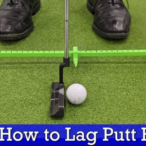 The Simple Key to Rolling Smoother Lag Putts