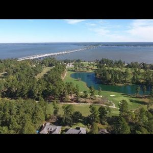 The Traveling Golfer visits Santee National Golf Course