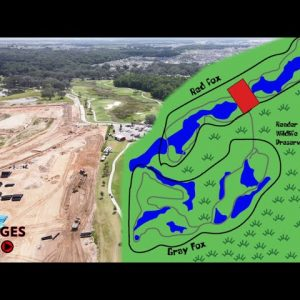 The Villages Florida - Red Fox and Gray Fox Executive Golf Courses