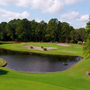The West Course at Myrtle Beach National