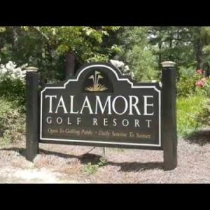 Traveling Golfer in Pinehurst, NC at Mid-South and Talamore Courses