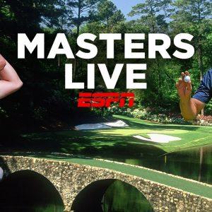 1st Round Update: Bryson DeChambeau, Brooks Koepka, Justin Thomas | 2021 Masters Live