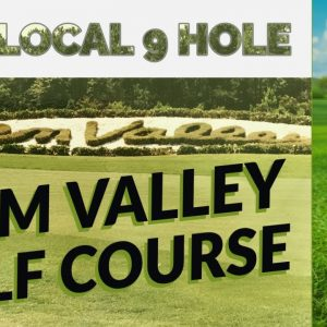 Palm Valley Golf Course Palm Valley, Florida 9 hole course open to the public near Nocatee!