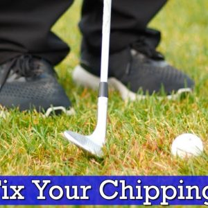 How to Fix Your Chipping Yips with 3 Golf Grip Tips (Chipping Yips Drills)