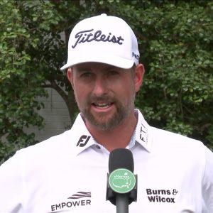 Webb Simpson Thursday Flash Interview 2021 The Masters Tournament