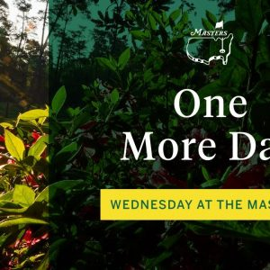 Wednesday At The Masters