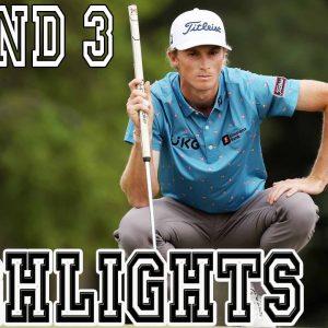 Will Zalatoris Highlights Round 3 | The Masters Tournament 2021