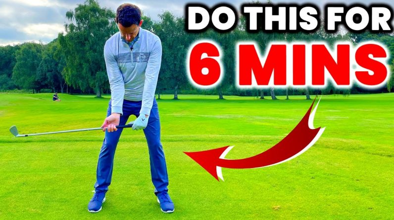 Possibly the EASIEST way to improve ANY golf swing!