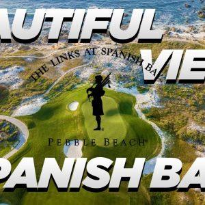 BEAUTIFUL VIEWS AT THE LINKS AT SPANISH BAY!