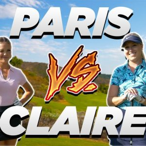 CLAIRE VS PARIS IN A SUDDEN DEATH MATCH!?