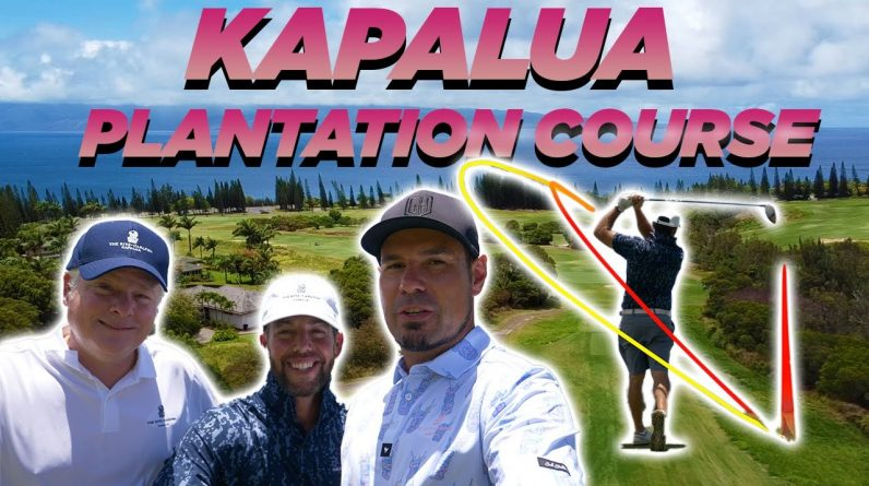THE PLANTATION COURSE KAPALUA/ HOME OF THE SENTRY TOURNAMENT OF CHAMPIONS