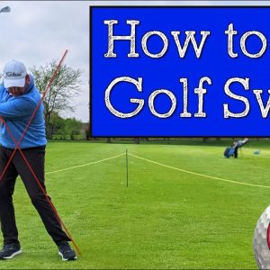 Golf Sway Fix: Stop Swaying in the Golf Swing