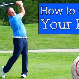 How to Clear the Hips in the Golf Swing (with Limited Flexibility)