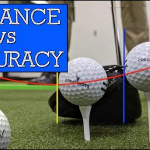 How to Hit Driver for Distance vs Accuracy