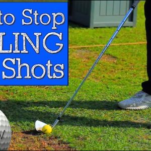 How to Stop Pulling Iron Shots