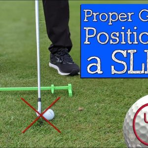How to Use Ball Position to Fix Your Iron Swing