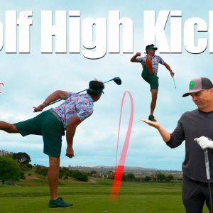 NEW Guest Patrick & Alissa TAKE ON COACH & Mr.ShortGame