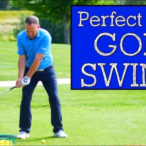Perfect Golf Swing Takeaway Drill - Make Your Golf Swing Easy!