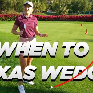 PUTT FROM OFF THE FRINGE! CLAIRE & PARIS GIVE THEIR TIPS & TRICKS!