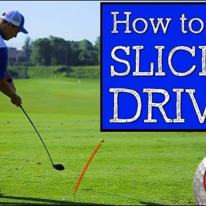 Stop Your Slice with Driver Using 3 Simple Tips (GOLF SLICE DRIVER)